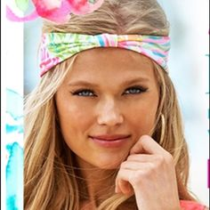 Lilly Pulitzer Lovers Coral Headband NWT Ordered from Lilly, will ship out as soon as it arrives to me! Estimate 1 week. No trades. Open to reasonable offers. Lilly Pulitzer Accessories Hair Accessories