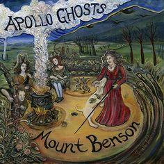 Mount Benson (LP), by Apollo Ghosts