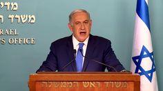 Statement by PM Netanyahu