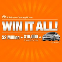 Motivational Monday: Do You Believe In Luck? Helping Other People, Helping Others, New Lincoln, Lincoln Mkz, Promotion Card, Win For Life, Winner Announcement, Enter Sweepstakes, Lottery Winner