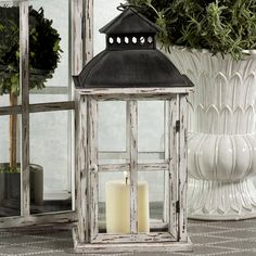 I pinned this Belle Maison Lantern from the Winter by the Water event at Joss and Main!