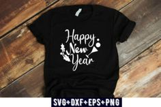 Year Quotes, Quotes About New Year, Linux, Print Templates, Happy Quotes, Happy New Year, Mens Tops, Supreme T Shirt, New Year's Quotes