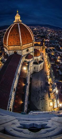 Duomo, Florence, Italy  (Photographer: Cosimo Malesci)