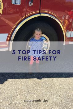 Fire Safety | Tips f