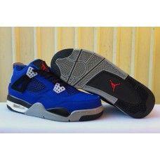 pretty nice d0088 b0eda Air Jordan 4 Retro - 2018 Eminem Air Jordan 4 Encore Blue Black-Red