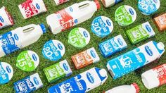 Ecomilk via Packaging of the World - Creative Package Design Gallery http://ift.tt/1pWaf9Q