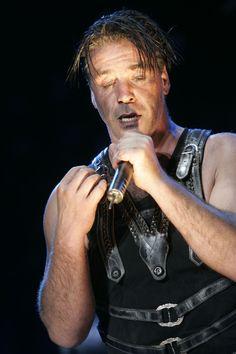 Till Lindemann Ahoi Tour 2004-2005 #Rammstein #TillLindemann #Ahoi
