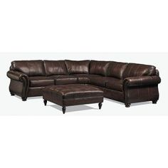 sectional sofas  ottomans and leather sectionals on pinterest
