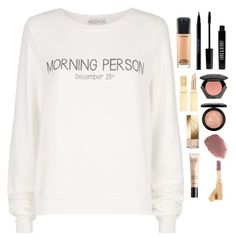 """""""More makeup than anything"""" by laurenx0x0 on Polyvore featuring beauty, Wildfox, MAC Cosmetics, Urban Decay, Lord & Berry, H&M, Burberry, Guerlain and Jane Iredale"""