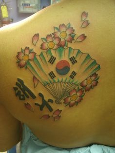 Korean Tattoo Symbols | first tattoo – Tattoo Picture at CheckoutMyInk.com