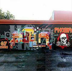 "_graffitigoons_: ""PHOBIA NR / COUNTING DOWN THE LAST DAYS OF 2015 #GRAFFITIGOONS #STREETSTYLE #GRAFFITI #ACTION #PAINTING #LETTERS #URBAN #GRAFF #ART #COLORS #STYLE #SPRAY #MODERNART #STREETART #ARTWORK #67CREW #STREETART #FOLLOW #PHOBIA #URBANART #GOFOLLOW #DECEMBER #HAPPYHOLIDAYS  #MERRYCHRISTMAS #CHRISTMAS2015 #STYLESPRAYS"""