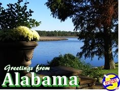 Locating the Best RV Routes - RV Campgrounds - Restaurants - Workmping for Snowbirds & other RVers Rv Campgrounds, Alabama, Gardens, In This Moment, Outdoor Gardens, Garden, House Gardens