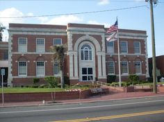 Union County Florida Courthouse by Warren Thompson Florida City, Old Glory, Resident Evil, Sunroom, Butler, State Parks, Orlando, Buildings, National Parks