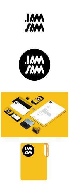 I AM SAM Corporate Design for Samuel Fullarton Samuel Fullarton  http://samuel-fullarton.squarespace.com/