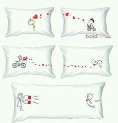 Diseño para almohada