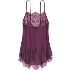 Baby Doll Lingerie & Slips - Victoria's Secret ($125) ❤ liked on Polyvore featuring lingerie