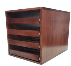Slide Display 24 Bottles Wine Rack Wood Tray, Wood Boxes, Box Shelves, Shelf, Wine Purse, Wine Cellar Design, Wine Collection, Bathroom Renos, Woodworking Projects Plans