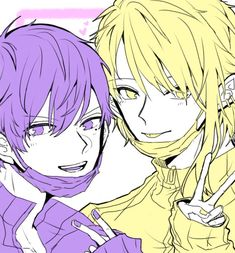 Vocaloid, Anime People, Manga, Avatar, Concept, Drawings, Artist, Cute, Boys