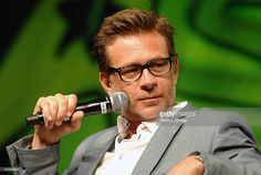 Connor Trinneer participates in the 11th Annual Official Star Trek Convention at the Rio Hotel & Casino Day 2 on Friday August 10, 2012 in Las Vegas, Nevada.