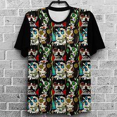 Camiseta Beatles Mexican Art