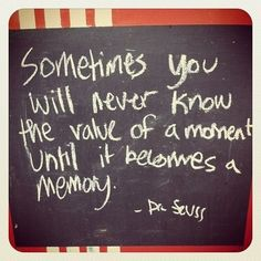 Dr. Suess is the quote master!
