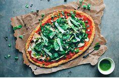Deze pizzabodems zijn gemaakt van bloemkool (Niet aan de kinderen vertellen!) ‹ Me-to-weMe-to-we