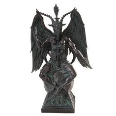Large Baphomet On Pedestal in Faux Stone Finish Statue Pa... https://www.amazon.com/dp/B00SQ2YVPY/ref=cm_sw_r_pi_dp_vpmDxbJ7HHZQG