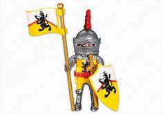 Chef des chevaliers du Lion - PLAYMOBIL® België