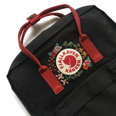 This article is not available - Kanken Backpack-Fjallraven Kanken-Custom Embroidery Kånken Rucksack, Kanken Backpack, Diy Embroidery Kit, Custom Embroidery, Mochila Kanken, Estilo Cool, Diy Backpack, Selling Handmade Items, Diy Vetement
