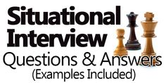 The Interview Guys show you how to prepare for a situational interview. Includes great sample answers as well as the common mistakes you should avoid. Supervisor Interview Questions, Situational Interview Questions, Interview Answers, Interview Skills, Interview Questions And Answers, Job Interview Tips, Job Interviews, Interview Process, Competency Based Interview