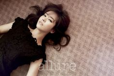 Han Ji-min. Can you she be any more gorgeous?