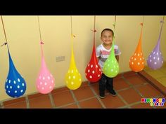 Colores para niños Learn Colors for kids - Mimonona Stories - YouTube