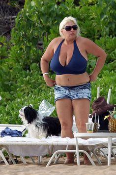 Beth Chapman fat