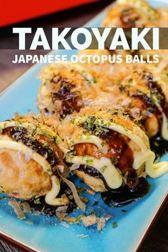 Takoyaki Recipe (Japanese Octopus Balls)
