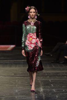 Dolce & Gabbana Alta Moda | Vogue