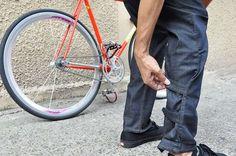Padded Cycling Pants 2
