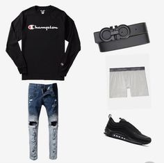 Want these tomboy teens fashion Teen Swag Outfits, Dope Outfits For Guys, Stylish Mens Outfits, Outfits For Teens, Swaggy Outfits, Tomboy Outfits, Simple Outfits, School Outfits, Teen Boy Fashion