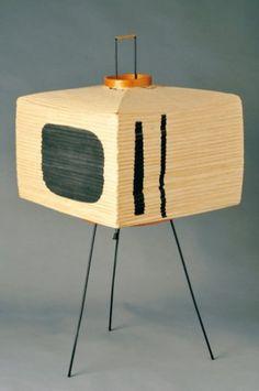 ISAMU NOGUCHI (1904-1988) - 1952 Modèle original. arte relacionado directamente con la TV