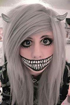 Halloween makeup secrets