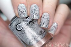 Live Love Polish review - Color Club Cookies = Mad Batter