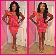 Fashion. #Africanfashion #AfricanClothing #Africanprints #Ethnicprints #Africangirls #africanTradition #BeautifulAfricanGirls #AfricanStyle #AfricanBeads #Gele #Kente #Ankara #Nigerianfashion #Ghanaianfashion #Kenyanfashion #Burundifashion #senegalesefashion #Swahilifashion DK