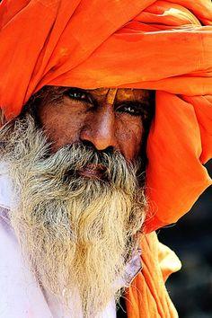 Rajasthan - turbante tipico