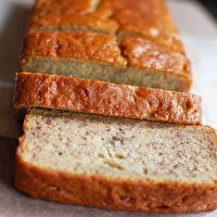 Buttermilk Banana Bread by Liren Baker of Kitchen Confidante