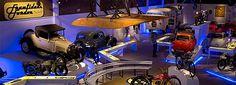 Science Center Malmö -Tekniske museet. Når der er betalt entre på et af museerne kan man komme ind på alle. Fantastiske legemuligheder hvis der er børn med. Og en ubåd!