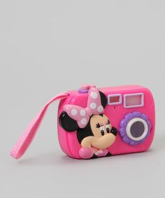 Take a look at this Minnie Say Cheese Camera by Minnies Bow-Tique on #zulily today!
