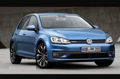 New 2017 VW Golf facelift leaked pics  pictures...