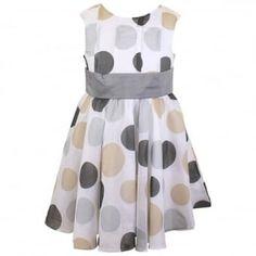Tutto Piccolo Dress White