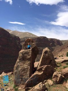 bouldering in Morocco! Check www.imiksimik.nl for further details