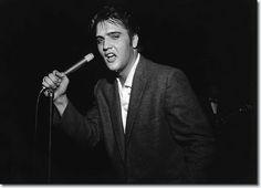 Elvis Presley : Ellis Auditorium Memphis, TN. : May 15 1956