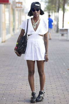 27 Street Style Snaps From SXSW :: pinned by katewyld